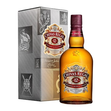 Kiev, Whiskey ''Chivas Regal 12''