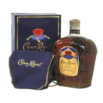 Kiev, Whiskey ''Crown Royal''