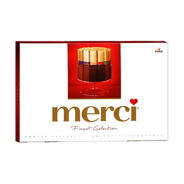 Kiev, Chocolates ''Merci''