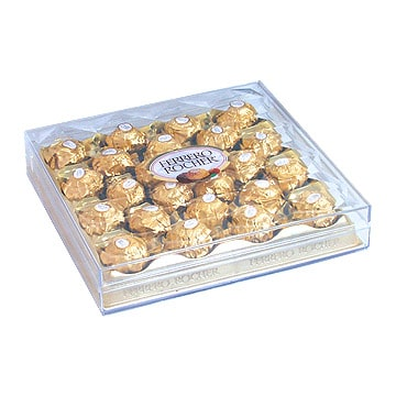 Chocolates ''Ferrero Rocher''